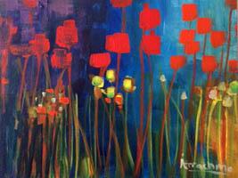 Color Study-Enviornmental Seascape 120504