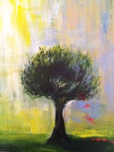 Color Study - Lanscape 120500