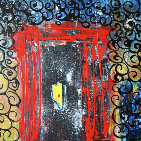 The Red Door signifies, protection, peace and possibility.