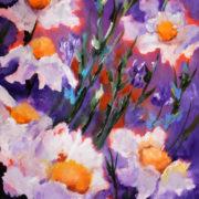 Cheerful Flowers-w
